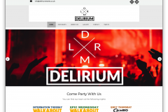 Delirium Events