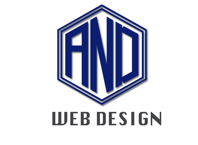 AND Web design Logo